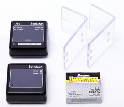 SensMax Personenzählsysteme für Außenbereiche - SensMax Personenzählsysteme für Außenbereiche