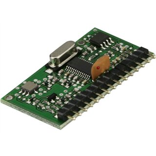 PRE-TS1-F-868 - Steckbarer Funkempfänger mit 868 MHz, inkl. Wurfantenne