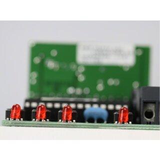 PRE-TS2-F4-868 - Steckbarer Funkempfänger mit 868 MHz, 4 - Kanal
