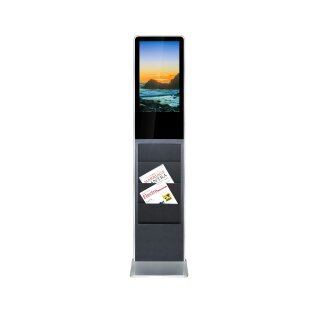 Touchdisplay Stele - Hochkant 21:9 Full HD - Android