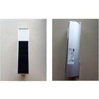 RAZL2 - Personenzähler Lichtschranke Set zur Wandbefestigung mit Ampelanzeige (Standalone)