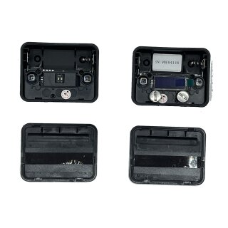 KDZ-3 Personenzähler Display - Tages+Monatsspeicher - Batterie - Indoor - mit Speicherfunktion