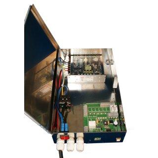 EC Kompakt - Zugangskontrolle - Aufputz - kontaktlos - Komplettset